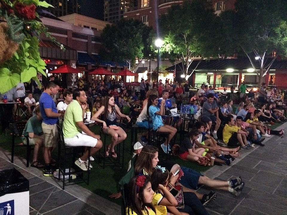 Fan Zone USA vs. Colombia Watch Party at Atlantic Station