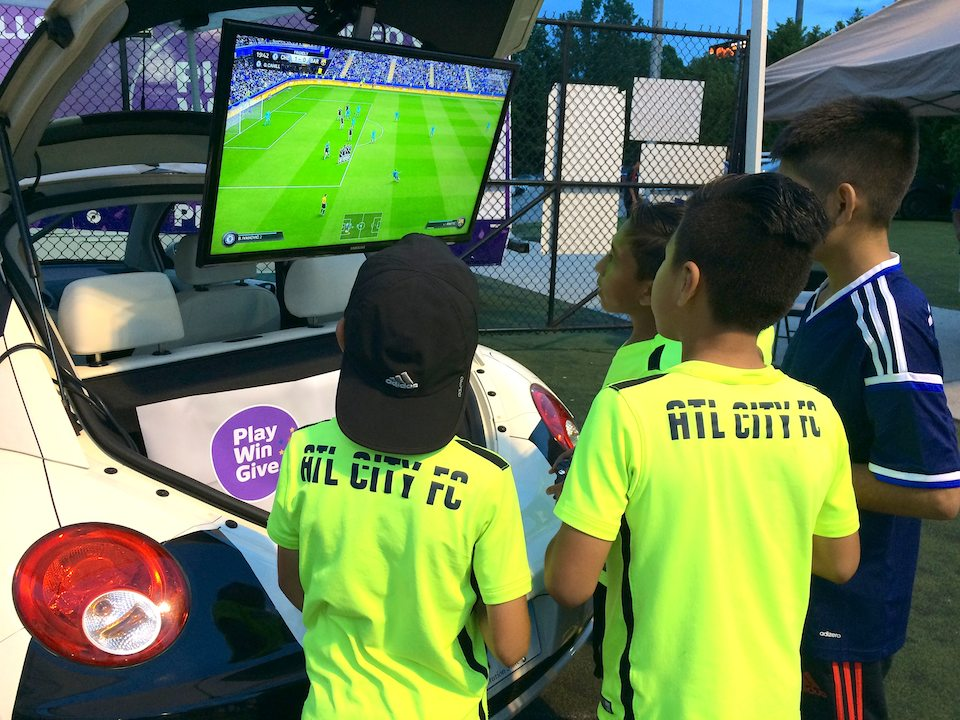 Xbox Fifa 16 Video Games at Silverbacks in Georgia