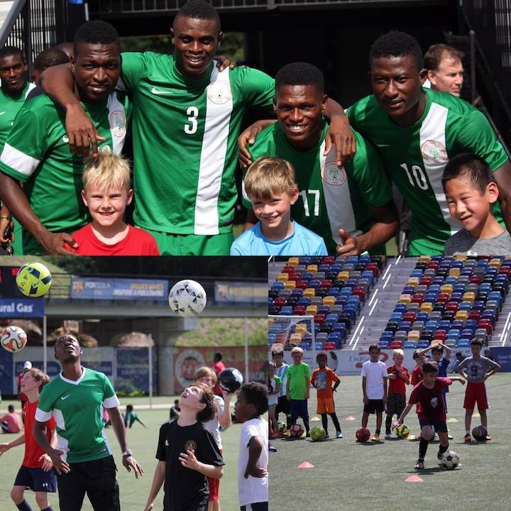 Nigeria Olympic Youth Clinic